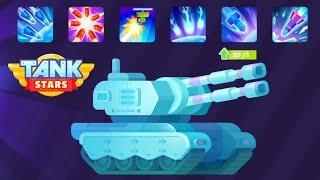 Tank Stars Gameplay   All Tanks Gameplay