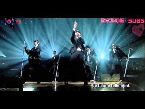 LIVE :  FRENCH SUBS || Seo InGook - Love song (Bi Rain Cover)  [BLONDIESUBS (vostfr)]