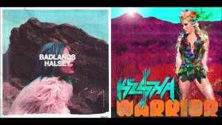 Thinking of Driving - Halsey & Kesha (Mashup)