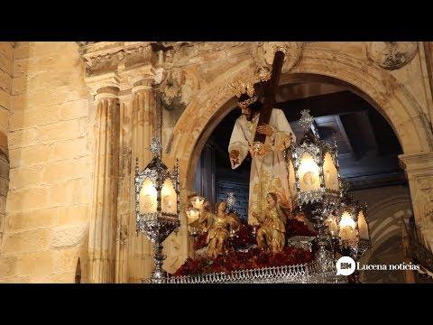 VÍDEO: Nuestro reportaje sobre la Procesión Extraordinaria del Stmo. Cristo del Amor