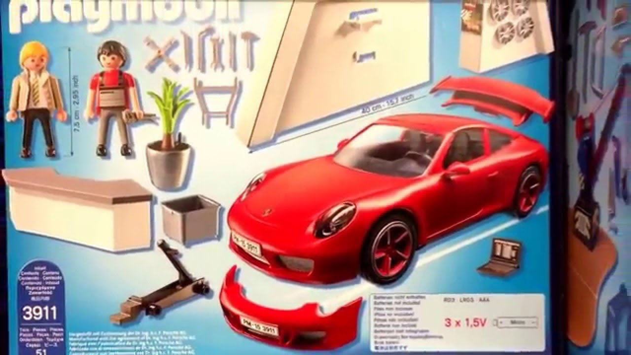 playmobil 3911 porsche 911 carrera s porsche 911 carrera s 3911 playmobil deutschland. Black Bedroom Furniture Sets. Home Design Ideas