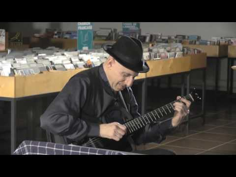 Elliott Sharp plays Monk, PointCulture Charleroi - 5 mai 2017  - 1/3