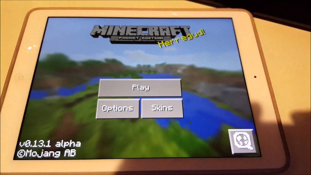 minecraft not working on iphone