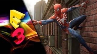 Spider Man - E3 2016 Trailer [PS4]