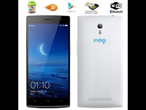 Indigi V5 5.5 Inch Factory Unlocked GSM Android Smart Phone