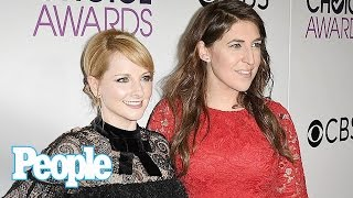 Mayim Bialik Weighs In On Report 'Big Bang Theory' Costars Took Pay Cut & More | People NOW | People