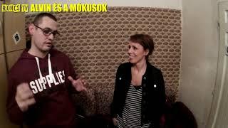 Alvin és a Mókusok interjú (2017. október 13. - Debrecen, Roncsbár)
