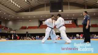 The 30th All Japan Weight Category Karate Tournament June1-2, 2013 ...