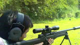 Sniper Rifle L96A1 ( Indonesian )