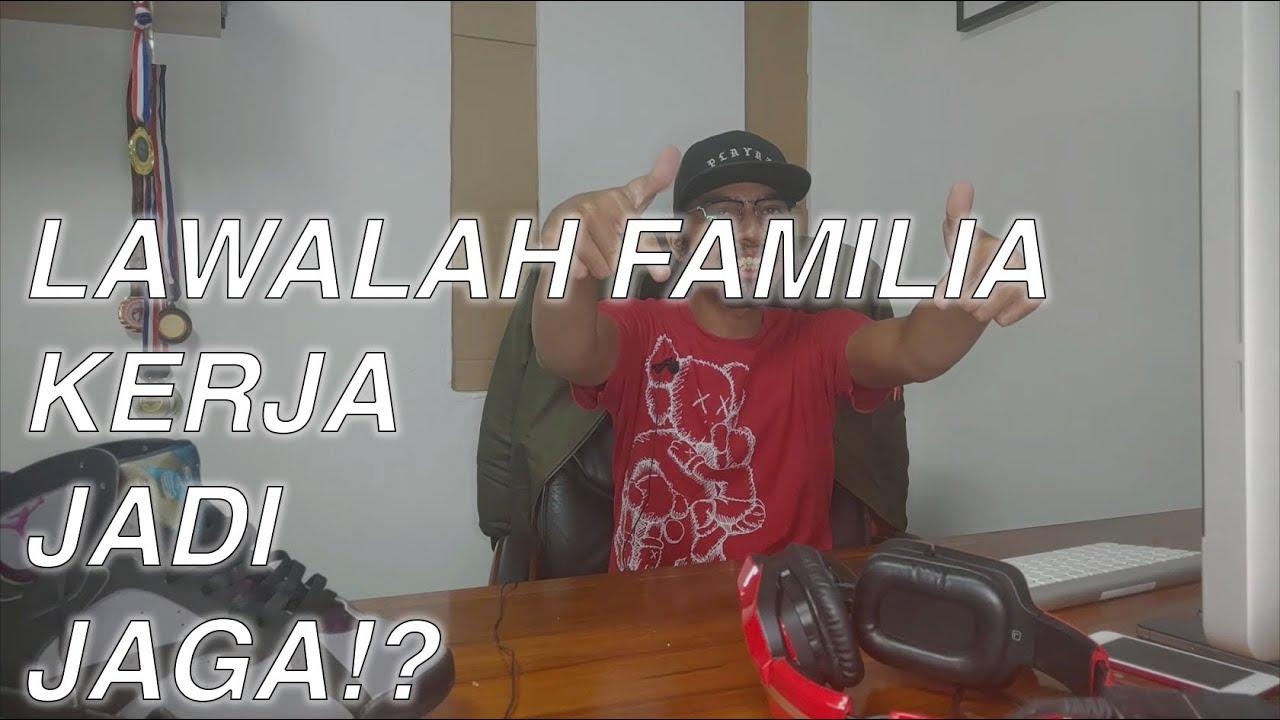 Download SSHH (Sembang Sembang hip Hop) - REAKSI Lawalah Familia - 1ToJaga ft. Sontz