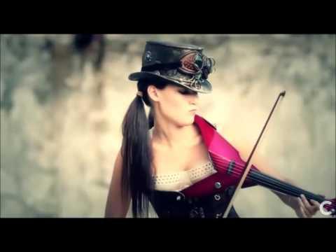 Catlin De Ville - #Hyena #CyberLion #RapidFire Video Trilogy
