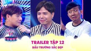 Biệt tài tí hon | teaser tập 12: cuộc thi nhan sắc của Trịnh Thăng Bình, Ngô Kiến Huy, Trấn Thành