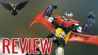 Gambar cover HG 1/144 Mazinger Z Infinity Ver Review