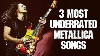 3 most UNDERRATED Metallica songs   Andriy Vasylenko