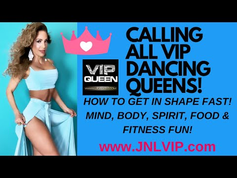 LOSE WEIGHT! FEEL GREAT! DANCING QUEEN by ABBA by JENNIFER NICOLE LEE! For More, Join JNLVIP.com
