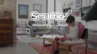 Smartick: Matemáticas y lectura online para niños de primaria.