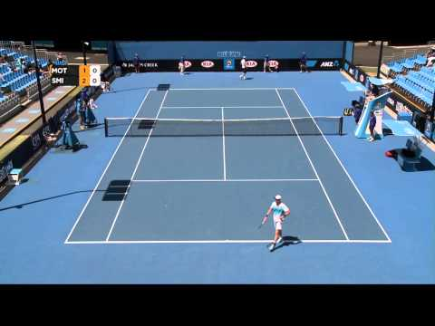 QF: JP Smith V Blake Mott - Australian Open 2015 Playoff