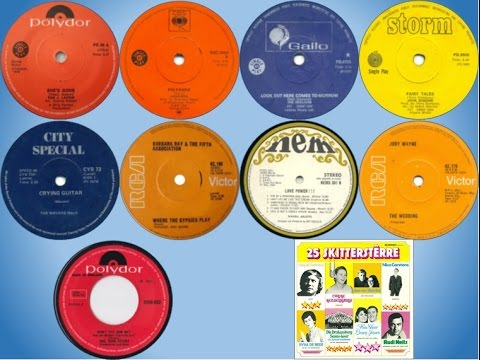 Top songs by South African artists - 1970 - Part 2 of 3