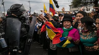 Ecuadorian Government Withdraws IMF Decree After 11 Days of Protests and State Repression
