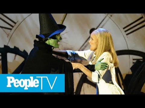 Wicked Heading To NBC For 15th Anniversary Concert With Original Stars & Ariana Grande! | PeopleTV Mp3
