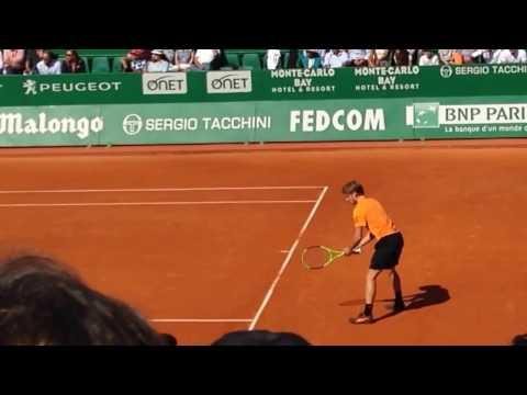 Rafael Nadal WINS SEMI-FINAL vs David Goffin 2017 Monte Carlo Rolex Masters