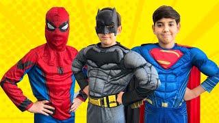 Superhero Song | Kids Songs & Nursery Rhymes