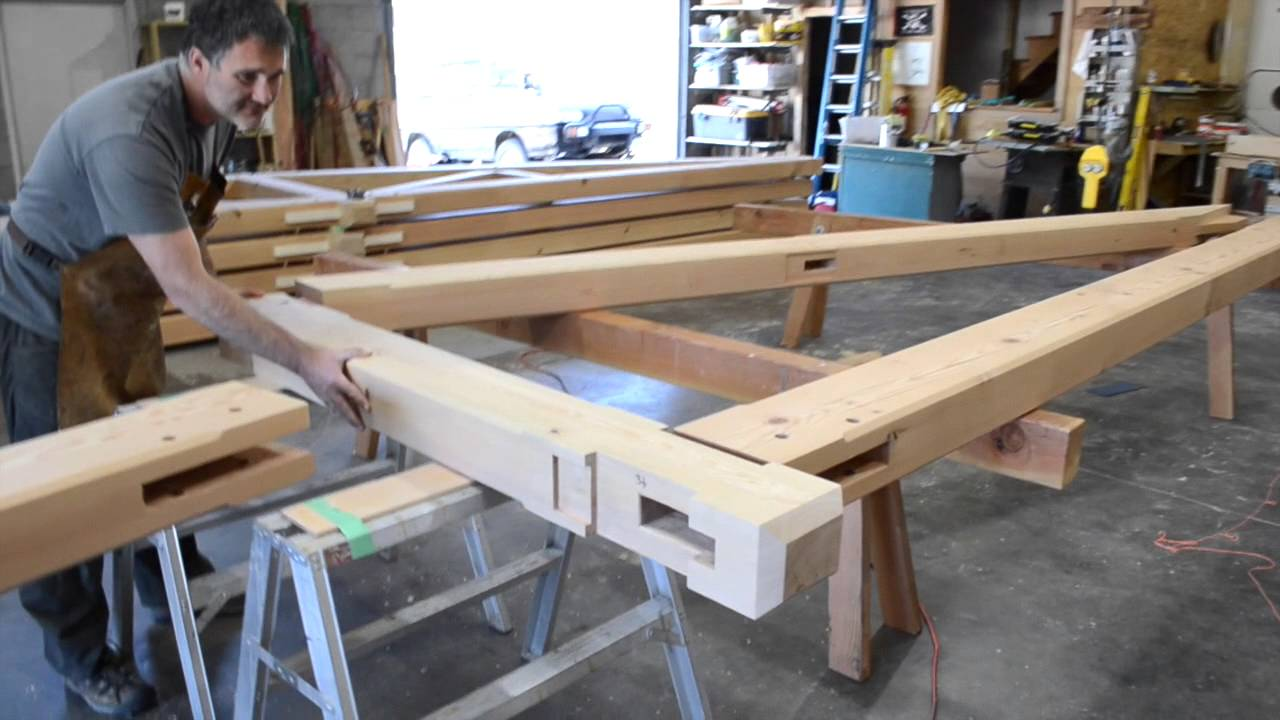 Pickles timber frames building quality hand crafted for Building a timber frame home