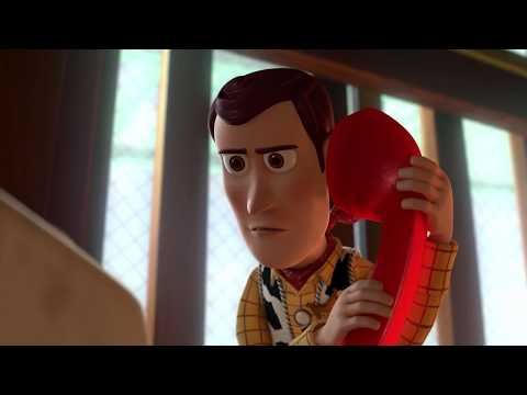 Disney & Others Meets Toy Story 3 - The Escape Plan