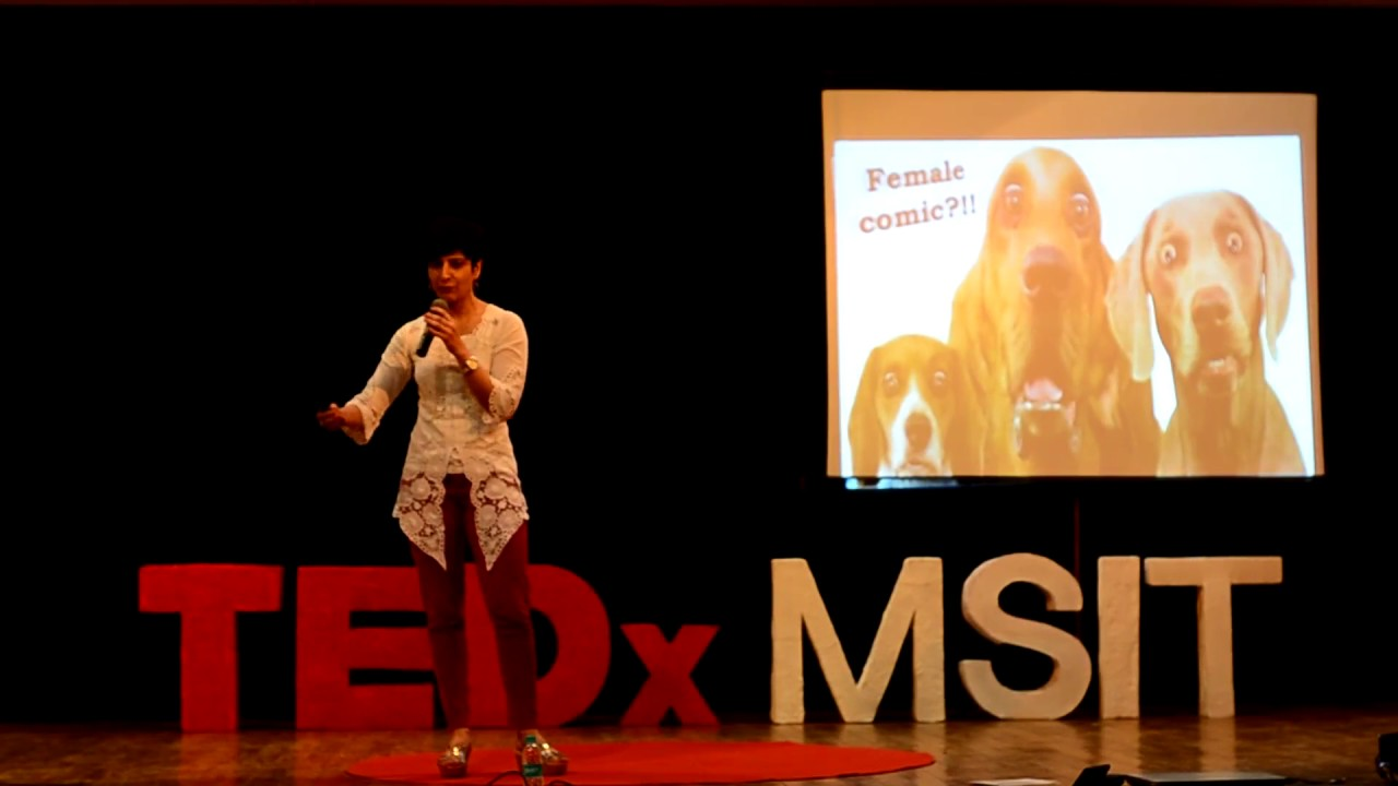 Download Gender diversity in Stand-up | Neeti Palta | TEDxMSIT