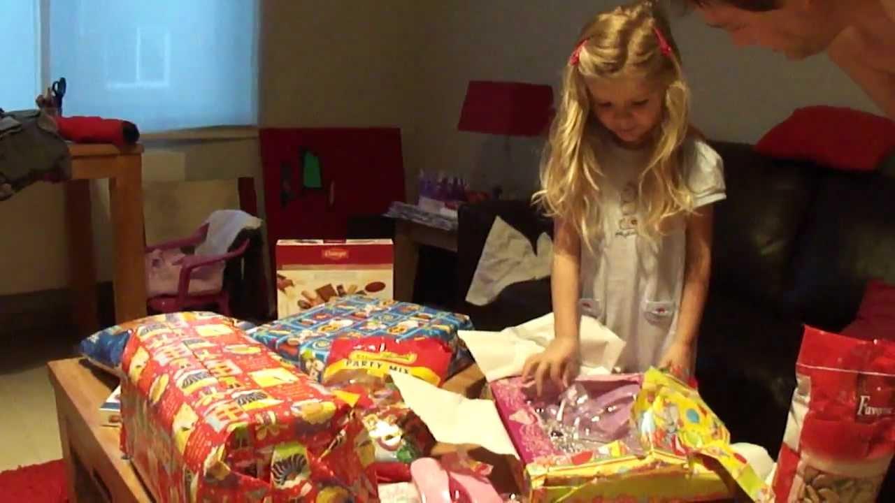 santa claus presents for sophie - Santa Claus Presents