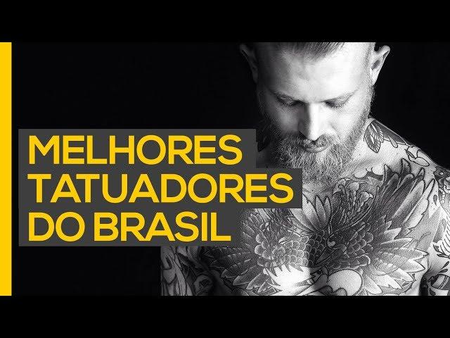 ? Os 9 melhores tatuadores do Brasil (segundo o MHM) | Tatuagem Masculina ?