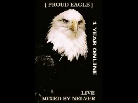 RADIO SHOW [PROUD EAGLE] @ DRUM & BASS NIGHT #74 @ LIVE MIXED BY NELVER (07.07.2013)