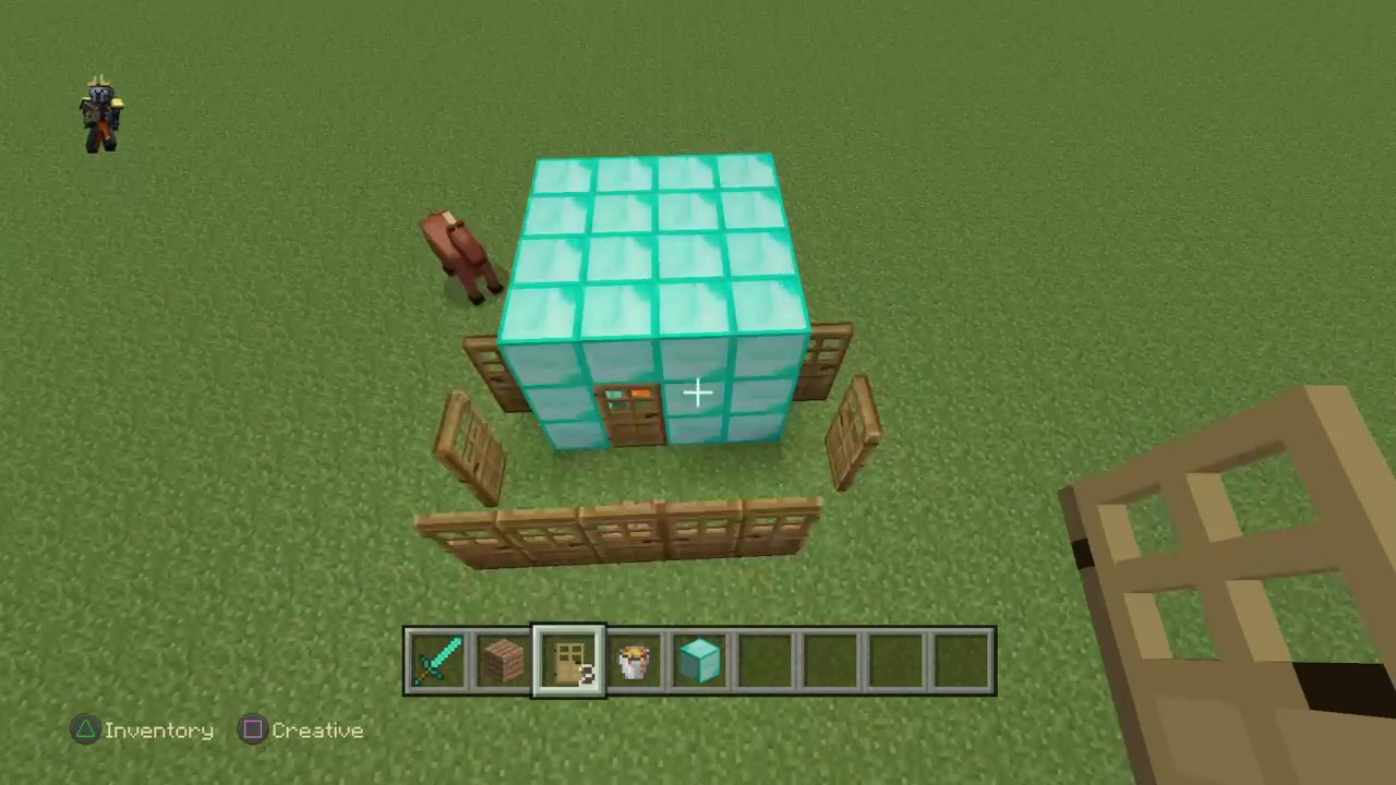How To Build A Trap House Minecraft