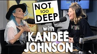 KANDEE JOHNSON on #NotTooDeep // Grace Helbig
