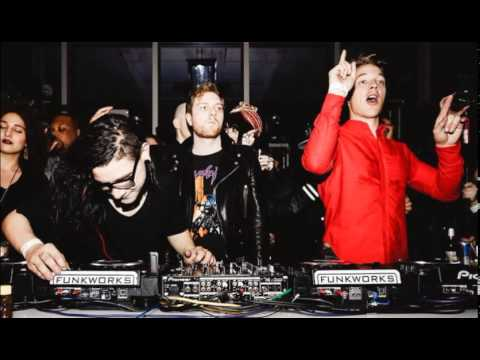 DJ Congestionado Ft. Skrillex & Diplo - Revolution/ I Can't Stop / All Is Fair In Love and Brostep