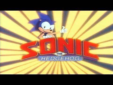 Sic the Hedgehog TV show intros