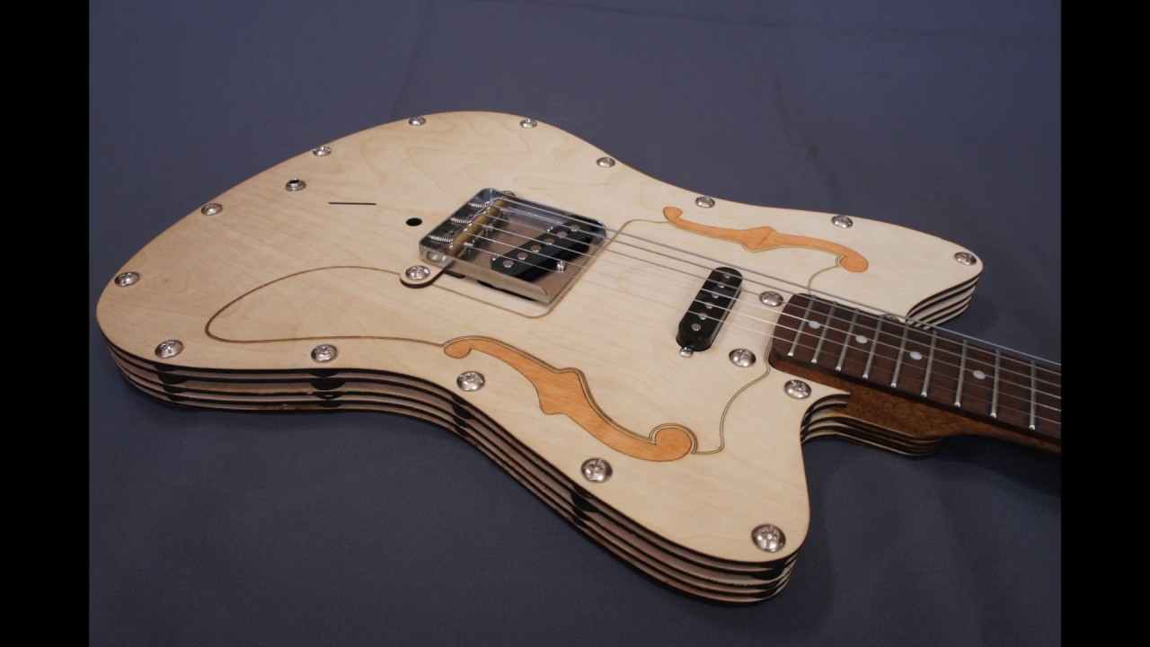 multiplane plywood guitars overview