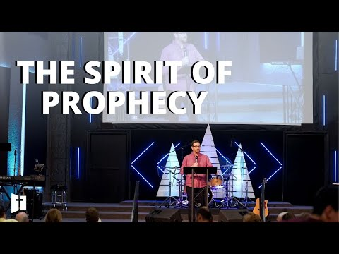 The Spirit Of Prophecy | Pastor Matt Holcomb