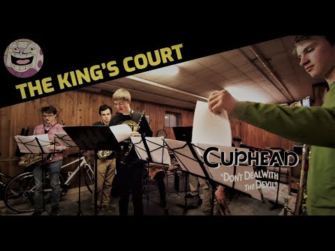 Cuphead- The King's Court LIVE Band Performance