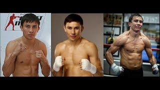 GOLOVKIN Career Middleweight...Transnformation, Started VADA in 2015 thumbnail