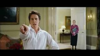 Hugh Grant's hilarious dance scene in the movie