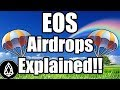 EOS Airdrops Explained!! Will Binance Support Future Airdrops??