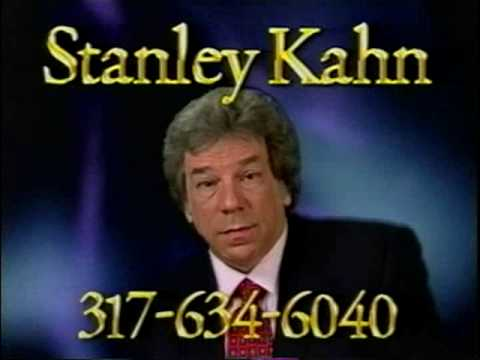 2007 - Been in an Accident?  Call Attorney Stanley Kahn