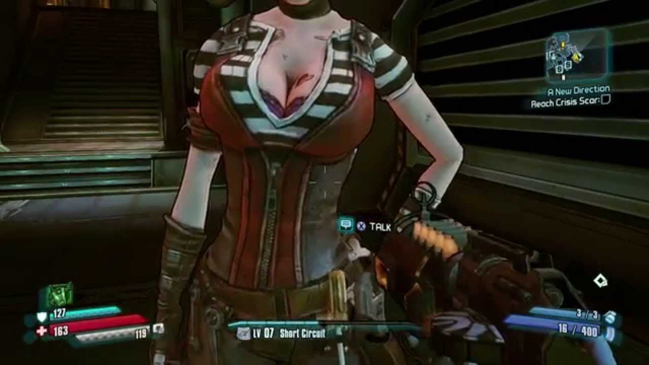 Moxxi from borderlands 2 naked