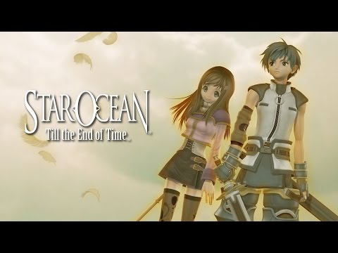 Star Ocean: Till the End of Time HD Out Now on PS4