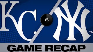 Romine's walk-off single gives Yanks 7-6 win - 4/21/19
