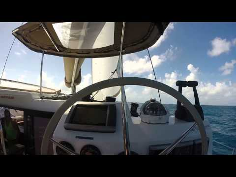 British Virgin Islands Catamaran Sailing
