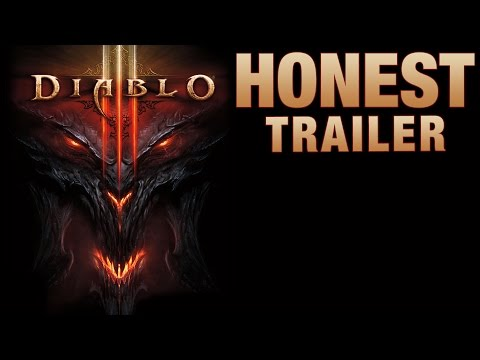 DIABLO (Honest Game Trailers)