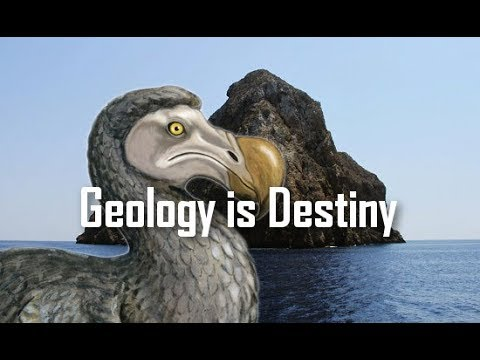 Big Picture Science: Geology is Destiny - 15 Jan 2018