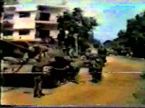 Khmer Rouge War Ops Pailin 1989
